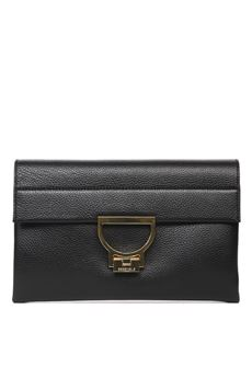 ARLETTIS BLACK LEATHER BAG SS 2020 COCCINELLE | 2 | E1 FD5 1902 01001