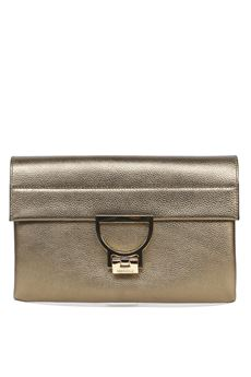 ARLETTIS BRASS LEATHER BAG SS 2020 COCCINELLE | 2 | E1 FD5 1902 01J41