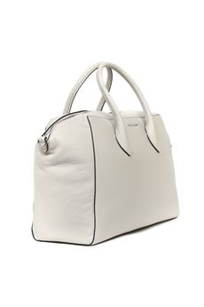 WHITE GWEN LEATHER BAG SS 2020 COCCINELLE | 2 | E1 FH0 1801 01N43
