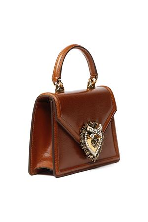 BORSA DEVOTION MARRONE IN PELLE PE 2020 DOLCE & GABBANA | 2 | BB6711AX0598M308
