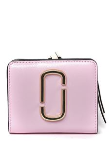 SNAPSHOT MINI COMPACT LEATHER WALLET SS 2020 MARC JACOBS | 34 | M00133601680