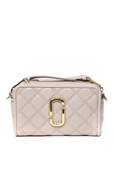 POWDER PINK THE SOFTSHOT 21 LEATHER CROSSBODY BAG SS 2020 MARC JACOBS | 2 | M00154191262