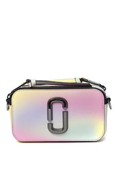 SNAPSHOT MULTICOLOR LEATHER SHOULDER BAG SS 2020 MARC JACOBS | 2 | M00157891100