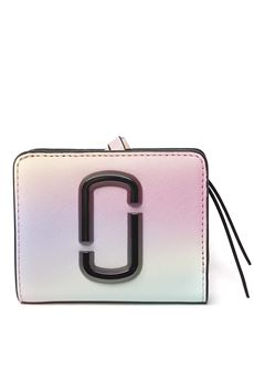 SNAPSHOT MULTICOLOUR LEATHER WALLET SS 2020 MARC JACOBS | 34 | M00158421100