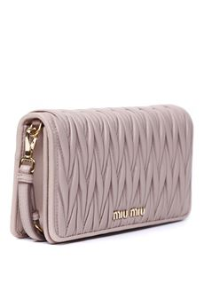 CAMEO QUILTED LEATHER BAG SS 2020 MIU MIU | 2 | 5DH029N88F0770