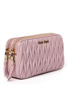 PINK QUILTED LEATHER BAG SS 2020 MIU MIU | 2 | 5DH045N88F0028