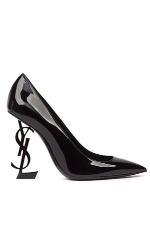 OPYUM BLACK PATENT LEATHER PUMPS SS 2020 SAINT LAURENT | 68 | 4720110NPVV1000