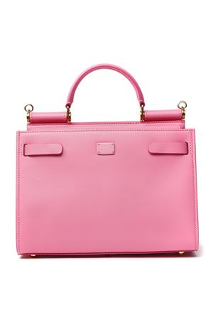 SICILY 62 PINK LEATHER BAG SS 2020 DOLCE & GABBANA | 2 | BB6625AV38580405