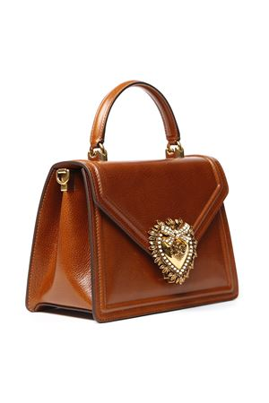 BORSA DEVOTION MARRONE IN PELLE PE 2020 DOLCE & GABBANA | 2 | BB6727AX0598M308
