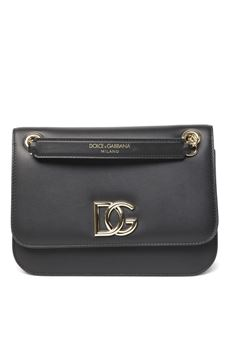 BLACK MILLENNIALS LEATHER BAG SS 2020 DOLCE & GABBANA | 2 | BB6795AX44180999