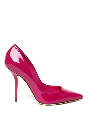 FUXIA PATENT LEATHER PUMPS SS 2020 DOLCE & GABBANA | 68 | CD1475A14718H420