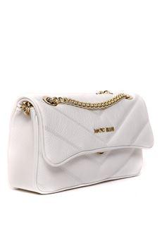 WHITE WINIFRED M LEATHER BAG SS 2020 MARC ELLIS | 2 | WINIFRED M-WHITE