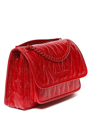 RED QUILTED LEATHER BAG SS 2020 MIU MIU | 2 | 5BD1612D6CF0011