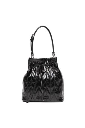 BLACK QUILTED LEATHER BUCKET BAG SS 2020 MIU MIU | 2 | 5BE0432D6CF0002