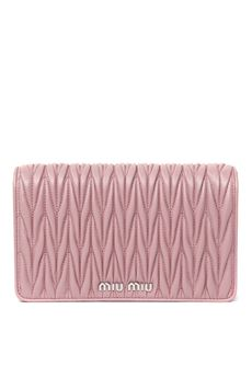 PINK QUILTED LEATHER BAG SS 2020 MIU MIU | 2 | 5BP001VN88F0028