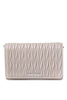 PINK QUILTED LEATHER BAG SS 2020 MIU MIU | 2 | 5BP001VN88F0770