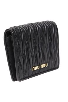MATELASSÈ NAPPA LEATHER WALLET SS 2020 MIU MIU | 34 | 5MV204N88F0002