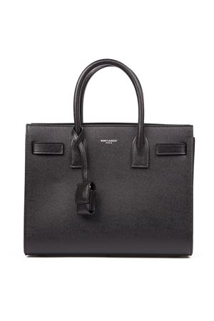 BLACK LEATHER SAC DE JOUR BAG SS 2020 SAINT LAURENT | 2 | 421863BOWEN1000