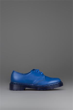 SMOOTH LEATHER DERBY SHOES SS 2015 DR. MARTENS | 208 | CORE 1461SMOOTH BLUE