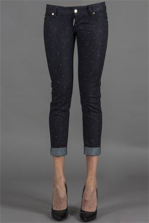 JEANS DENIM STRETCH A POIS PE 2015 DSQUARED2 | 4 | S75LA0575S30457470