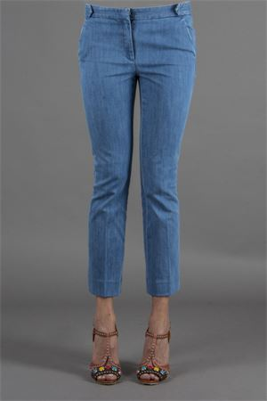 JEANS IN DENIM STRETCH PE 2015 MAURO GRIFONI | 4 | KP220078KJS35B996