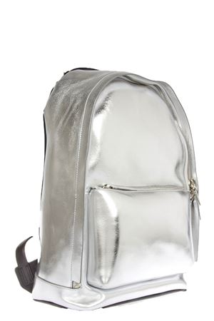 METALLIC LEATHER BACKPACK SS 2016 3.1 PHILLIP LIM | 183 | AH15-B015MNPBACKPACKMETALLIC TIN