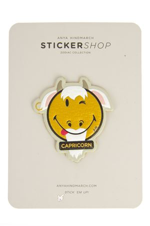 SMILE METALLIC LEATHER STICKER SS 2016 ANYA HINDMARCH | 5 | 1357SS03018077XX0111