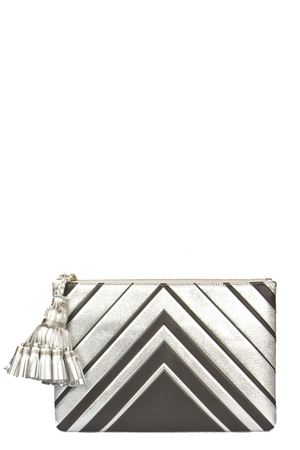 CLUTCH GEORGIANA DIAMONDS SS 2016 ANYA HINDMARCH | 2 | 9153111OLIVE