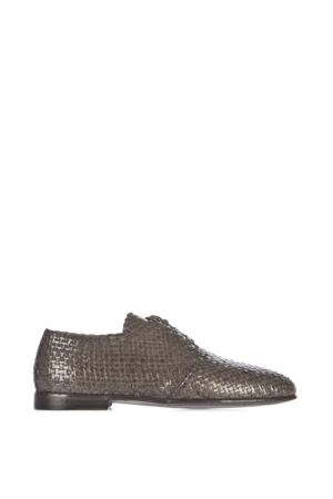 alt='WOVEN LEATHER DERBY LACE-UP SHOES SS 2016 DOLCE & GABBANA | 208 | A10030AC14380720' title='WOVEN LEATHER DERBY LACE-UP SHOES SS 2016 DOLCE & GABBANA | 208 | A10030AC14380720'