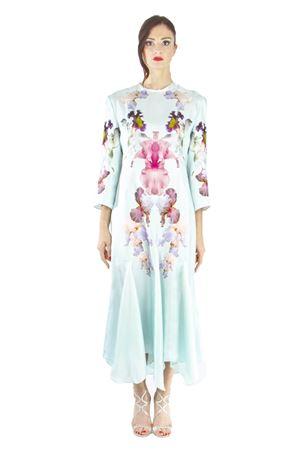 LONGO SILK DRESS 2016 FRANCESCO SCOGNAMIGLIO | 32 | AB60N62103