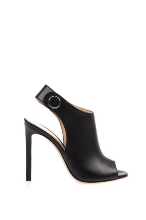 LEATHER ANKLE BOOTS SS 2016 GIANVITO ROSSI | 52 | G3050415RICBLACK