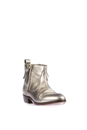 METALLIC LEATHER BOOTS SS 2016 GOLDEN GOOSE DELUXE BRAND | 52 | G28WS3211E50