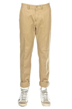 COTTON TROUSERS SS 2016 LOEWE   8   H2162050BE62034290CAMEL