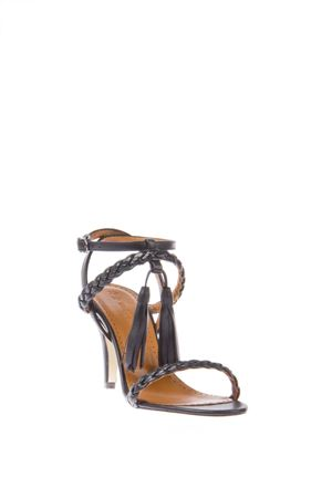 WOVEN LEATHER SANDALS SS 2016 MARC ELLIS | 87 | MA354NATURALNERO