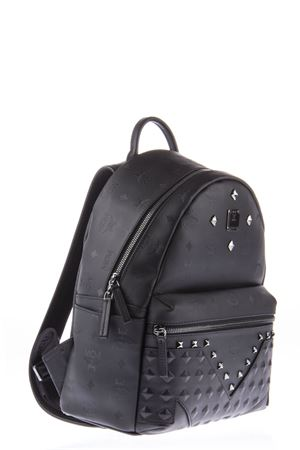 STUDDE LEATHER BACKPACK SS 2016 MCM | 183 | MMK6SX023BK0011001
