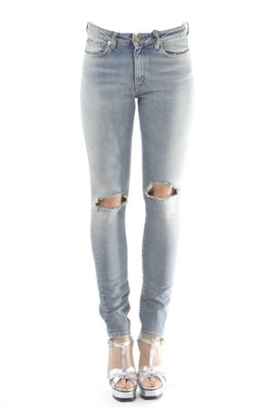 JEANS IN DENIM SKINNY FIT  PE 2016 SAINT LAURENT | 4 | 412203Y477K4164