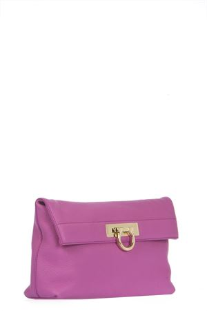 AMY GRAINED LEATHER BAG SS 2016 SALVATORE FERRAGAMO | 2 | 21F562MAYANEMONE