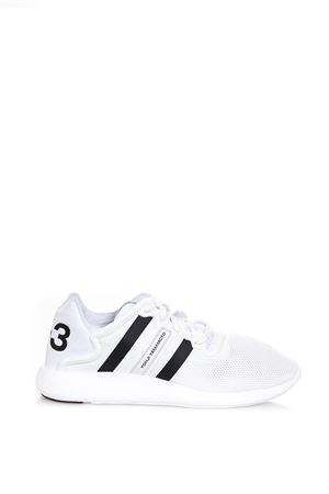 YOSHJI RUN WHITE SNEAKERS SS 2017 ADIDAS Y-3 | 55 | S82117YOHJI RUNCRYWHT/BLACK