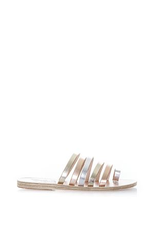 NIKI METALLIC LEATHER SANDALS SS 2017 ANCIENT GREEK | 87 | NIKI1PINK