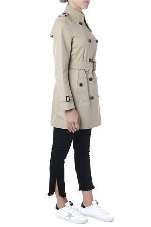 TRENCH KENSINGTON BEIGE IN COTONE E VISCOSA PE 2018 BURBERRY | 31 | 3900461X00170500