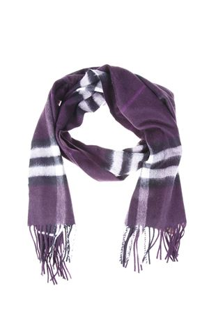 CHECK HOUSE & HEART PRINT CASHMERE SCARF ss 2017 BURBERRY | 20 | 3994302X0055010B
