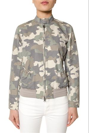 ARES CAMOUFLAGE PRINTED BOMBER JACKET SS 2017 COLMAR ORIGINALS | 27 | 19395RC01