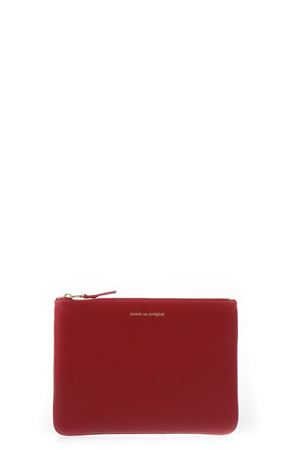 BUSTINA IN PELLE PE 2017 COMME DES GARCONS   5   SA51001RED