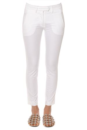 PANTALONI PERFECT IN COTONE STRETCH PE 2017 DONDUP | 8 | DP066RS986DPTDPDHPERFECT000