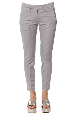 PANTALONI PERFECT IN COTONE STRETCH PE 2017 DONDUP | 8 | DP066RS986DPTDPDHPERFECT921