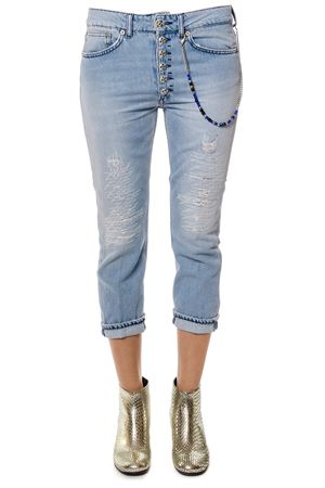 JEANS SURIE IN DENIM STONE WASH PE 2017 DONDUP | 4 | P976DF142DO70BPDHSURIE800