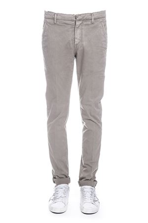PANTALONE GAUBERT CLASSICO PE17 DONDUP | 8 | UP235GS021U036DUGAUBERT020