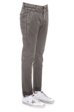 PANTALONE GAUBERT CLASSICO PE17 DONDUP | 8 | UP235GS021U036DUGAUBERT633