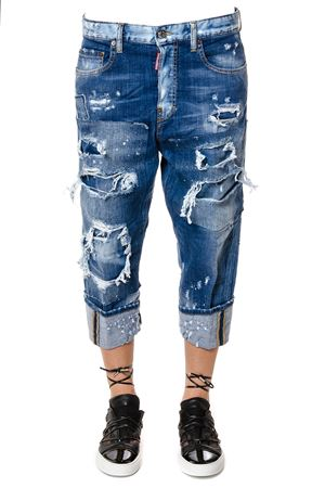 JEANS COOL GIRL PE 2017 DSQUARED2 | 4 | S73LA0176S30342470