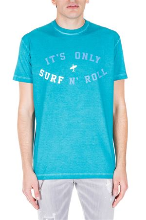 T-SHIRT IN COTONE SURF N